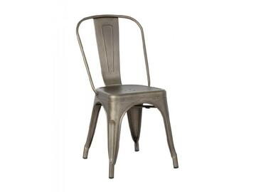 Sedia KLAUS in stile industriale, resistente e di design. Disponibile in 3 finiture! Disponibili anche gli sgabelli abbinali.