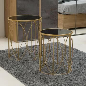 2 Tavolini Goldy