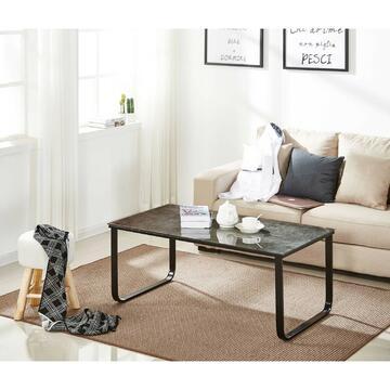 Tavolino con ripiano in vetro e telaio in metallo: la nota moderna che manca al tuo salotto!