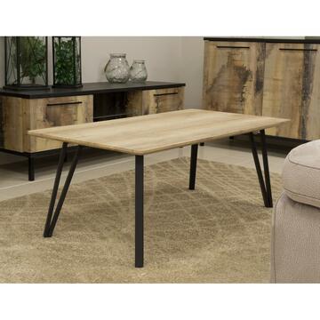 Tavolino Cetty 120 X 60, altezza 45