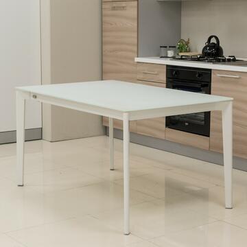 Tavolo allungabile Nizza Bianco 140/200 X 90