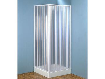 Box doccia in PVC Bianco 80-60 X 80-60