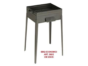 Barbeque a carbone 25x35