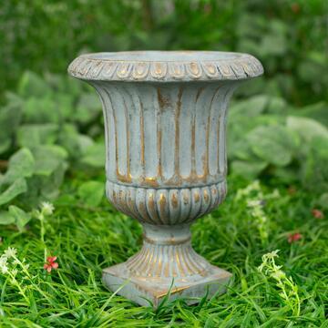 Vaso a forma di calice Stone, 19,5 cm.