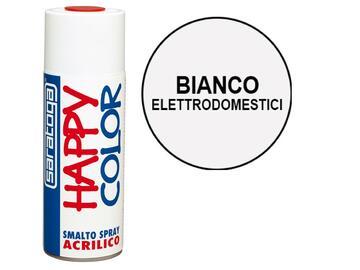 Happy Color 400 ml bianco elettrico