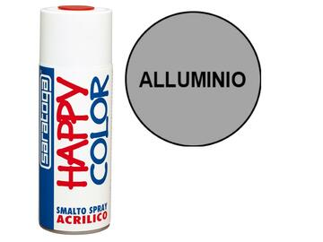 Happy Color 400 ml alluminio