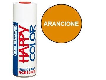 Happy Color 400 ml arancione