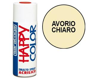 Happy Color 400 ml avorio