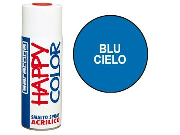 Happy Color 400 ml blu cielo