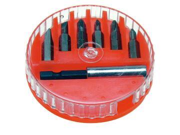 7 inserti magnetici con portainserti