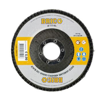 Disco Abrasivo 100 Black