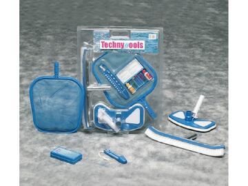 Kit di pulizia completo per piscine