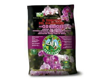 Terriccio per orchidee 10 Lt