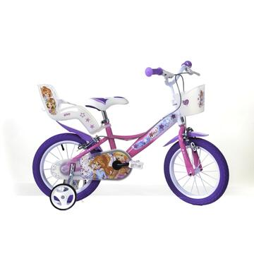 Bici 6-9 anni 16'' Winx