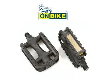 Set di 2 pedali per bici, in nylon, universali.