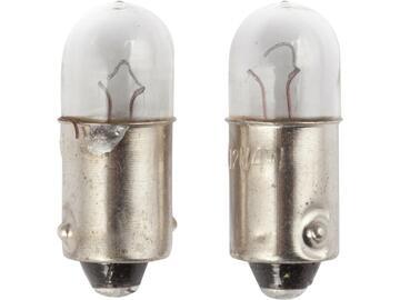 2 Lampadine spia 12V 4W.