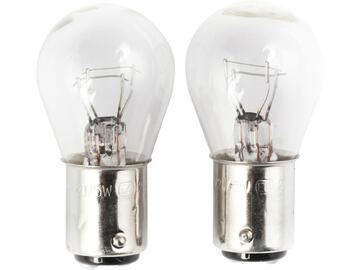 2 Lampadine biluce 12V 5/21W.