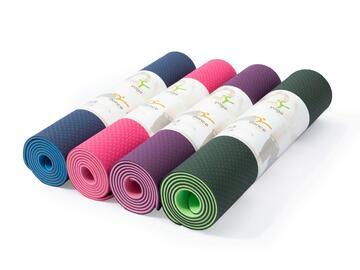 Tappeto Fitness, Pilates,Yoga Extra 61x183x0,6