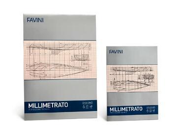 Album da disegno millimetrato 10 FF