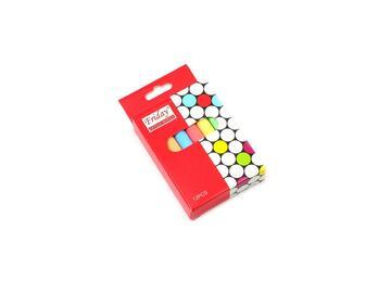 Confezione 12 gessi colorati New