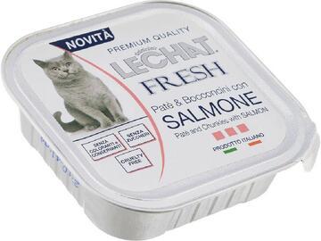 LeChat Busta Adult 100 gr Salmone cibo per gatti