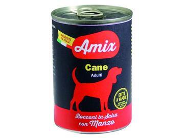 Amix Dog 400 gr. Manzo cibo per cani adulti