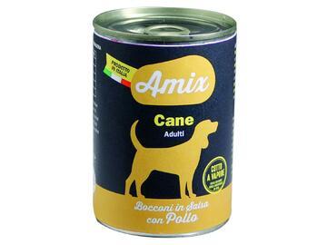 Amix Dog 400 gr. Pollo cibo per cani adulti