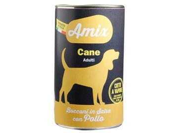 Amix Dog 1250 gr. Pollo cibo per cani adulti