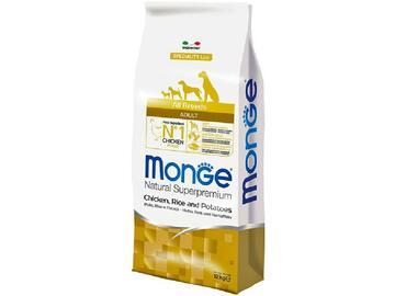MONGE SPECIAL 12 KG POLLO/RISO/PATATE