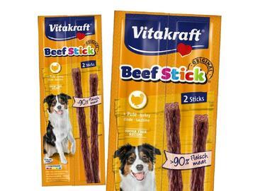 Beef stick quadros tacchino 2 PZ
