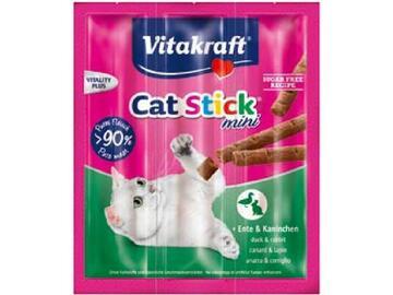 Cat stick mini anatra coniglio