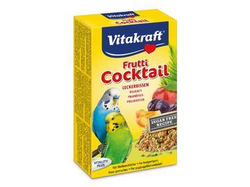 Cocktail Frutta per Pappagallini Cibo per uccelli