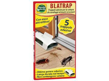 5 Trappole adesive per scarafaggi