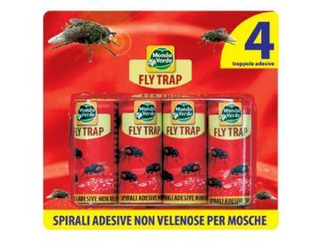 4 Trappole per mosche