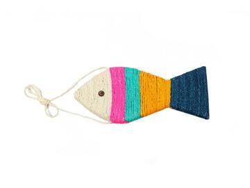 Gioco Tiragraffi per gatti Fish