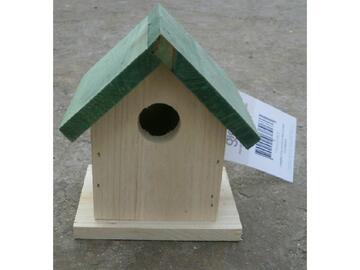 Gabbietta uccellini legno