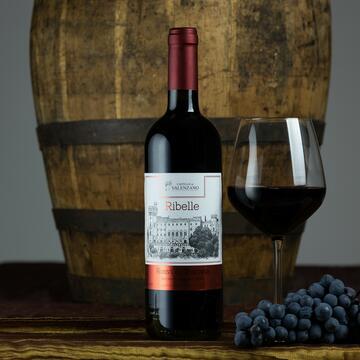 Vino Rosso Ribelle IGT 750 ml