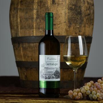 Vino Chardonnay Cantalupo IGT 750 ml