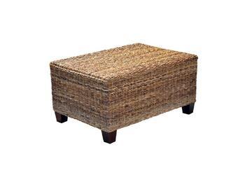 Elegante tavolino da giardino in rattan. Ideale per...