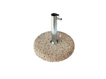 Base per ombrellone regolabile  30 X 30 15 Kg