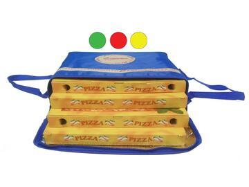 Contenitore termico 4 box pizza