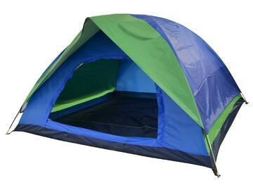 Spazio e comodità uniti alla  cura nelle rifiniture rendono Igloo la tenda ideale per il campeggio e le tue esperienze all'aria aperta.
