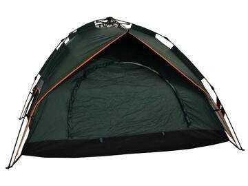 Comodita e praticita dati dall'apertura e chiusura automatica rendono Igloo la tenda ideale per il campeggio e le tue esperienze all'aria aperta.