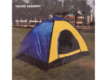 Tenda da campeggio 2x2x1,10 mt. Disponibile in vari colori.